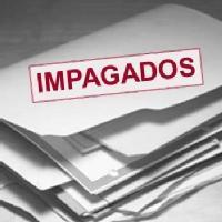 Efectos impagados para las provincias de España según el INE