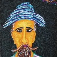 Carlos Neyra artista colombiano ( serígrafo grabador, pintor, dibujante y diseñador gráfico).