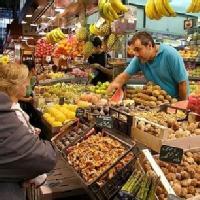 Variación mensual del comercio al por menor para Comunidades Autónomas y España según el INE