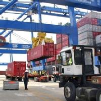 Variación mensual del índice de Precios de Exportación de Productos Industriales según el INE