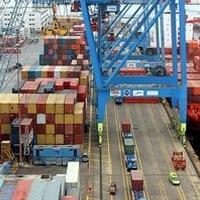 Variación mensual del precio de importación industrial para los países europeos según Eurostat