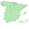 Ranking of the Provinces of Spain with the Most Cities