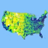 Ranking of the USA's Most Densely Populated States